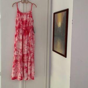Tie-Dye Girl's long dress Cat & Jack
